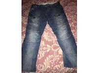 G star jeans men's