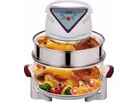 Cookworks halogen oven new