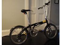 Folding bike, Tern Link C7