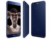 New Huawei Honor V9 (8 Pro) (DUK-AL20) RAM 4GB/64GB Dual SIM Unlocked Smartphone 5.7; Dual Camera
