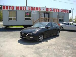 2014 Mazda Mazda3 GX-SKY *** Pay Only $54 Weekly OAC ***
