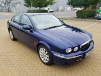 Jaguar X-type SE Automatic 2.5 V6 petrol,only 94 k miles,Cream leather interior