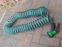 Coil Garden Hose . Can deliver free within Norwich if required.