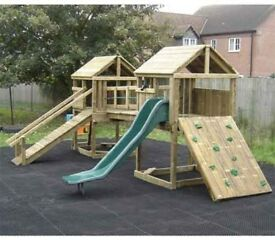 Commercial Kids play areas