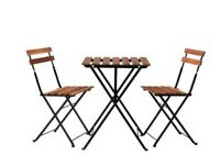 Garden Table and Chairs set - Ikea - TARNO