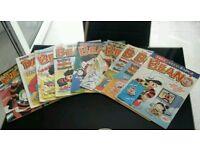 90s Beano Comics