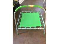 Child/ baby trampoline for sale