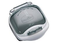 George Forman baby clear lid grill