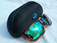 Costa Del Mar Cut 580 Honey Tortoise Sunglasses