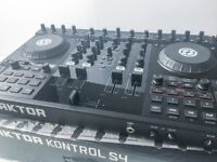 TRAKTOR KONTROL S4 MK1 - £200