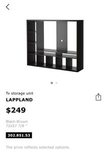 IKEA TV entertainment unit