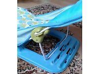Baby Bather - Summer Infant deluxe Happy Frog
