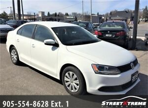 2014 Volkswagen Jetta Sedan Trendline+** 0% FINANCE ** ONLY 13k