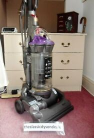 dyson DC33 ANIMAL upright vacuum cleaner fully refurbished NEW MOTOR + MORE