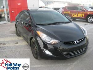 2013 Hyundai Elantra Limited | Well-Equipped!