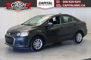 2017 Chevrolet Sonic LT *Back Up Camera-Heated Seats-Remote Star