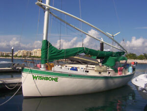 1980 Nonsuch 30 Classic Good Condition