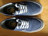 Vans Limited Edition 50th Anniversary shoes, size 8