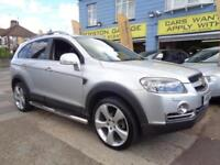 2010 / 60 CHEVROLET CAPTIVA 2.0VCDi GOOD AND BAD CREDIT CAR FINANCE