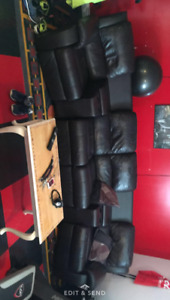 4 recliner chairs