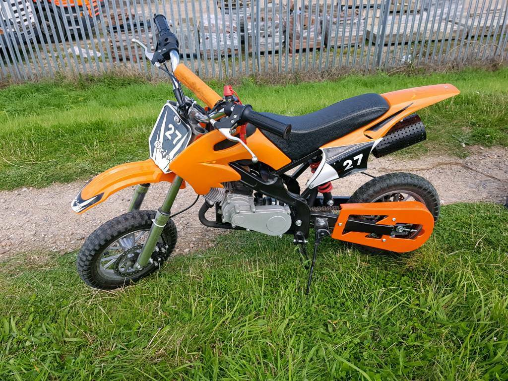 mini crosser 50cc in arnold nottinghamshire gumtree. Black Bedroom Furniture Sets. Home Design Ideas