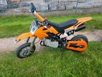 Mini crosser 50cc