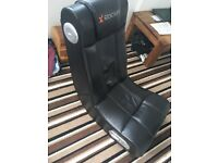 X Rocker Velocity Gaming Chair immaculate condition
