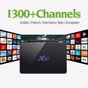 ARABIC IPTV & ANDROID BOXES services