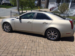 2008 Cadillac CTS Sedan Direct Injection