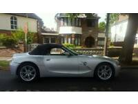 BMW Z4 2.5 ROADSTER CONVERTIBLE LOW MILEAGE