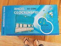 Glockenspiel (Xylophone) Angel G2-G4 25 Note Glockenspiel, Angel Electronics