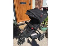 Phil & Teds Navigator V2 push chair