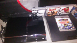 Selling 2 ps3 consoles