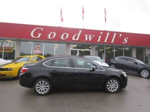 2016 Buick Verano BASE! PREVIOUS DAILY RENTAL! SUPER CLEAN CAR!