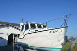 Cape Islander For Sale