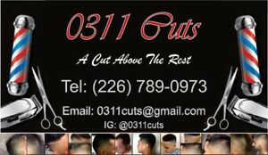 12$ Haircuts for Men (Limited spots)