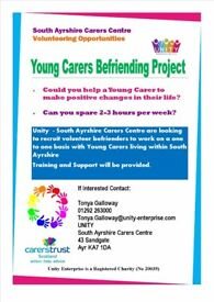 South Ayrshire Carers Centre Befriending Project