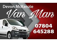 Man with van,removals,tip runs,eBay-gumtree-Facebook pick ups!! *cheap prices*