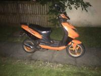 Moped 49cc £280open to offers