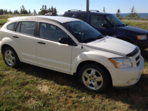 2007 Dodge Caliber Tissu Berline