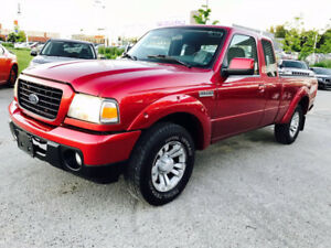 2008 Ford Ranger, EXTENDED CAB SPORT, LOOKS AND RUNS EXCELLENT!!