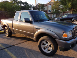 2006 Ford Ranger Sport owned by a mature driver