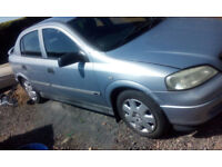 2001 vauxhall astra 1.6 parts or repair or breaking