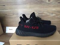 YEEZY BOOST 350 V2 Bred with Receipt!