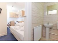Studio Swiss Cottage Short Lets £60 per night all bills and wifi