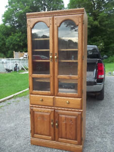 Country Dining Cabinet