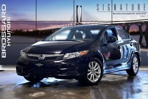 2012 Honda Civic EX MAGS TOIT OUVRANT
