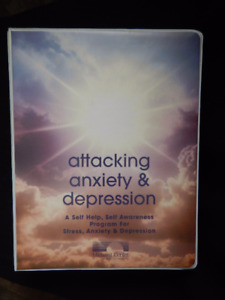 Attacking Anxiety & Depression Self Help Program