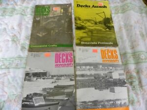 Vintage Decks Awash Magazine