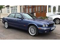 Stunning 2004 Jaguar XJ8 V8, 94k Miles Only, FSH, 3 Keys, Full Options, 1 Yrs MOT, Excellent Cond